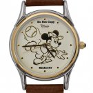 NEW Disney Mickey Mouse Baseball Watch HTF