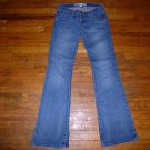 Ladies ABERCROMBIE & FITCH Denim Jeans Juniors Size 2R
