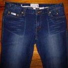 Ladies BABY PHAT Jeans Juniors Size 9