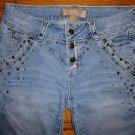 Ladies CANDIE'S Premium Denim Jeans Juniors Size 9