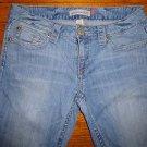 Ladies AEROPOSTALE Kailey Skinny Flare Jeans Juniors Size 7/8 Regular