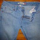 Ladies AEROPOSTALE Kailey Skinny Flare Jeans Juniors Size 9/10 Short