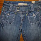NWT Ladies Z. CAVARICCI Denim Jeans Juniors Size 9