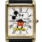 NEW Disney Lorus Mickey Mouse Square Watch HTF