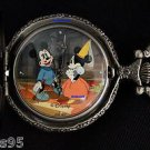 NEW Disney Mickey Mouse Minnie Limited Edition Brave Little Taylor Pocket Watch