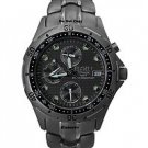 NEW Men's Elgin Titanium Multifunction Watch