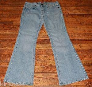 Ladies Nobo No boundaries Denim Flare Jeans Juniors Size 11