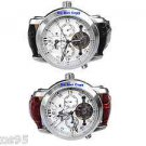 NEW Mens CTI 27Jewels Dual Timer AUTOMATIC Watch - 2 Styles To Choose