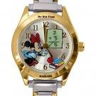 NEW Disney Minnie Mouse Teacher Italian Charm Watch HTF