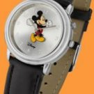 NEW Disney SII Mickey Mouse Legs Moves Animated Musical Watch HTF