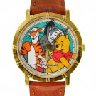 NEW Disney Winnie The Pooh Tigger Eeyore Piglet Limited Edition Watch HTF