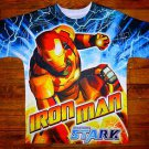 NEW Marvel IRON MAN 3 Powered by Stark T Shirt Size XS (4/5)