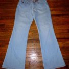 Ladies Bongo Light Blue Jeans Size 11