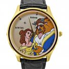 NEW Disney Beauty & The Beast Musical Melody Watch HTF
