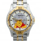 NEW Ladies Disney SII Winnie The Pooh Day Dreaming 2Tone Watch