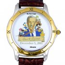 NEW Walt Disney Mickey Minnie Mouse Donald Goofy Pluto Limited Edition Watch HTF