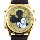 Mens Disney Mickey Mouse Chronograph Date SEIKO Watch HTF
