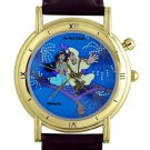 NEW Disney Fossil Aladdin and Jasmine Lights Up Limited Edition Watch HTF