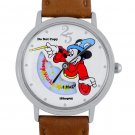 NEW Disney Mickey Mouse Fantasia Sorcerer 25th Watch HTF
