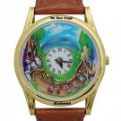 NEW Disney Snow White and The Seven Dwarfs Animated Watch HTF