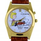 NEW Armitron Peanuts Snoopy & Schroeder Musical Watch HTF