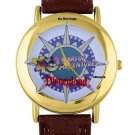NEW Disney Mickey Mouse 40th Years of Adventures Limited Edition Watch HTF