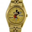 Ladies Disney Mickey Mouse SEIKO Starburst Date Day Watch HTF # 11