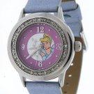 NEW Ladies Disney Cinderella Rhinestones Classic Watch HTF