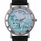 NEW DISNEY PLUTO ORIGINAL COLLECTIBLE ARTIST WATCH