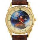 NEW DISNEY MICKEY MOUSE SORCERER FANTASIA LASSEN WATCH BY CHRISTIAN RIESE