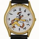 NEW DISNEY GOOFY BASEBALL BACKWARDS WATCH