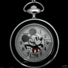 NEW DISNEY FOSSIL MICKEY MOUSE LIMITED EDITION POCKET WATCH