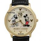 NEW DISNEY MICKEY MOUSE CELEBRATING 70 YEARS LIMITED EDITION WATCH