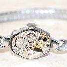 Ladies Bulova Vintage Mechanical 17 Jewels Watch