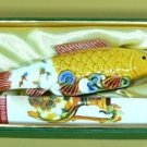 Porcelain Fish Paper Weight