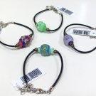 Colored Glaze Bead Lucky Bracelet