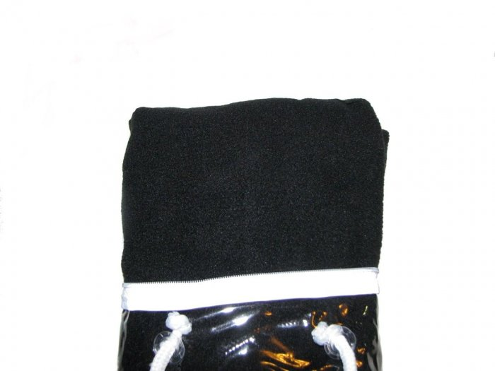 Scarf - black color