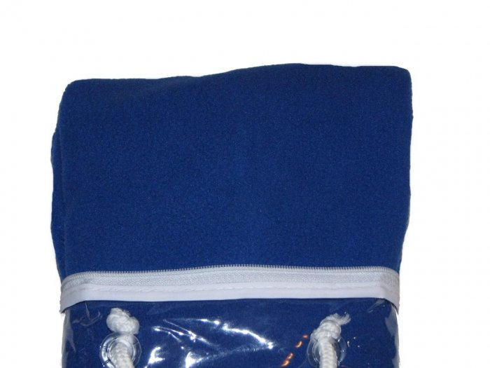 Scarf - blue color