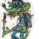 Small Sludge Rat Sticker (S-450)