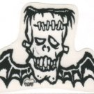 Small Frankenbat Sticker (S-455)