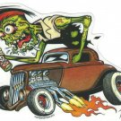 Zombie Rod Sticker (S-54)