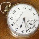 Hampden Grade 107 16 size, Pocket Watch – 17 Jewels, Made 1908 (Pocket Watches)