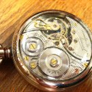 Illinois Santa Fe Special in an Illinois Marked Salesman's Case-21J Pocket Watch (Pocket Watches)