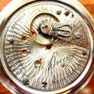 Uncommon Illinois Bunn Pocket Watch – 18 Size, 17 Jewels (Pocket Watches)