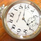 Hampden Chronometer Pocket Watch – 16 Size, 21 Jewels, Made 1917 (Pocket Watches)