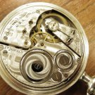 Elgin 17 Jewel Pocket Watch - 16 Size, Recently Serviced (Pocket Watches)