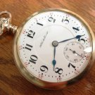 Hamilton 944, RR Grade Pocket Watch–18 Size,19 Jewels, Pvt Label, Ornate Mvmt & Case