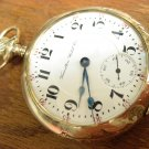 Hamilton, RR Grade Pocket Watch, Grd 940, 21 Jewels - Recently Serviced, Ornate GF Case