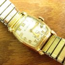 Bulova 1951 Wrist Watch with Ornate Case Lugs, Overall Very Good Condition (Wrist Watches)