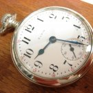 Elgin B W Raymond, 18 Size, 17 Jewels, Pocket Watch Made 1898 (Pocket Watches)